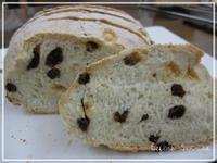 [7 Bakery] 超簡單的葡萄乾免揉麵包