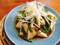 涼拌蒜香橄欖豆腐一超簡單