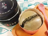 胡麻園芝麻醬杯子蛋糕(減油減糖版)