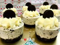 迷你OREO乳酪蛋糕(免烤箱)