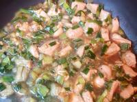 寶寶蔥燒豬肉