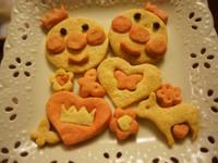 麵包超人草莓餅乾 (Lie 兔 Food )