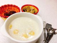 白果腐竹粥