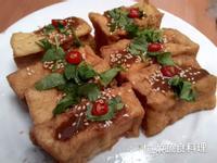♥憶柔蔬食♥麻醬油豆腐