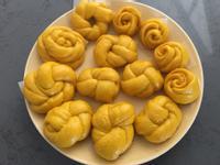 奶香南瓜饅頭「寶寶食譜」