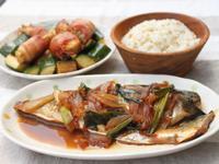 日式照燒鯖魚