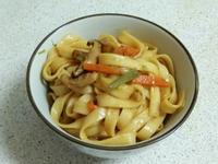 簡易台式炒麵