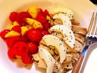 水煮雞肉沙拉(keep fit餐單)