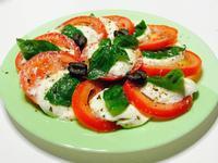 義式三色沙拉Caprese Salad
