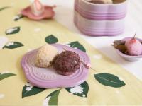 紫米紅豆御萩
