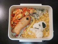 【親子食堂】卡通飯盒 - 史努比釣魚記