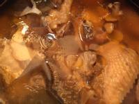 金線蓮養身雞湯