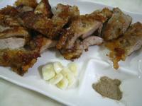 「柚子爸上菜」台式燒肉片