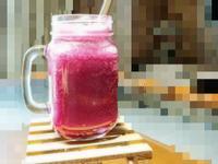 火龍果美人果汁