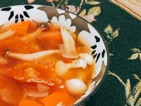超簡單的番茄蔬菜湯