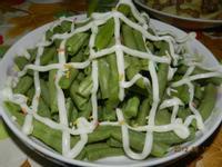 ㄚ曼達的廚房~菜豆沙拉