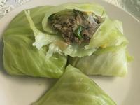 便當菜-韓式高麗菜牛肉捲
