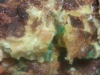 南瓜絲chees蛋餅