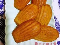 榛果蜂蜜紅茶瑪德蓮