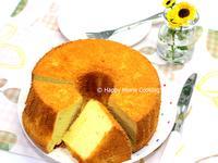 杏仁戚風蛋糕 (無油成份)