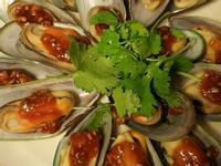 紐西蘭五味淡菜