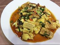 蒲燒鰻魚蛋豆腐