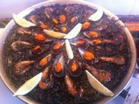 ♥ 西班牙墨魚海鮮燉飯 ♥