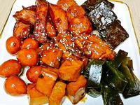 羊小窩廚房-簡易東山鴨頭滷味