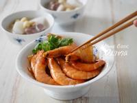 小廚娘❤鮮蝦粉絲煲#電鍋