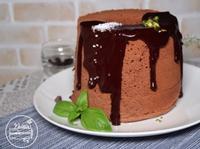 巧克力戚風蛋糕(美味好簡單)