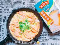 XO醬鮮蝦煲😋[史雲生清雞湯]
