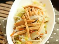 鮮菇時蔬燴豆皮