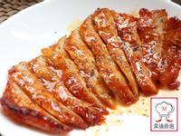 蜜汁韓醬焗豬頸肉