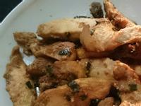 台式乾煎雞胸