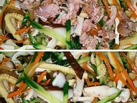 🌽🌿🍄🍅🌾溫野菜沙拉