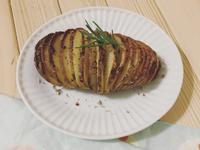 烤風琴馬鈴薯