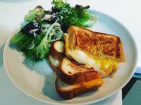 起司三明治grilled cheese