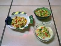 鮮食🐾魚菜義大利麵 香油拌菜 玉米濃湯