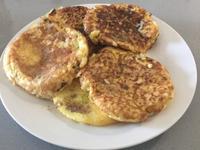 米蛋餅 快速簡易早餐