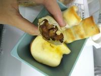 低卡減肥甜品甜點不會胖春卷皮蘋果派簡單