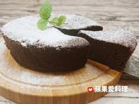 巧克力香蕉蛋糕(無奶油&麵粉&泡打粉)