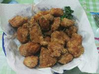 酥炸鹹酥雞