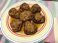 電鍋料理~香菇鑲肉
