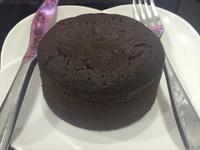熔岩巧克力蛋糕 情人節食譜