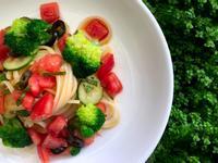 素食:義式冷麵沙拉