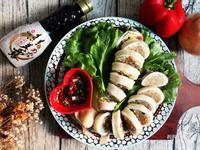雞肉炒飯鑲中卷輕鬆煮,菜鳥媽咪也能變大廚