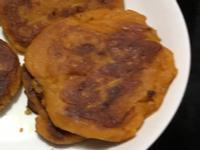 【寶媽媽】愛的料理。南瓜煎餅