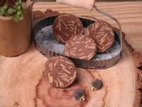 巧克力杏仁小酥餅