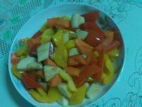 甜椒炒菇菇(素食)