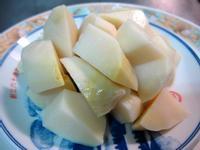 ▊電鍋煮便便。涼拌竹筍 ▊